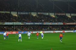 Футбол. ЧМ-2014. Отбор. Эстония проиграла в Голландии, а испанцы потеряли очки дома