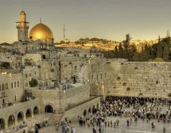 Записки голодного туриста об Израиле