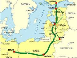 На составление предварительного проекта Rail Baltic получено три предложения