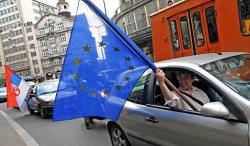 Сербию позвали в Евросоюз