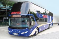 В Германии на рынок выходит новый дешёвый автобусный перевозчик