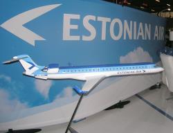 Estonian Air повышает цены на детские билеты и вводит плату за регистрацию в аэропорту
