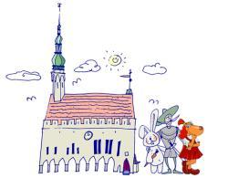 Столица Эстонии привлекает туристов из России призовой игрой