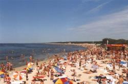 Литовская Паланга готовится к очередному наплыву туристов в июле и августе