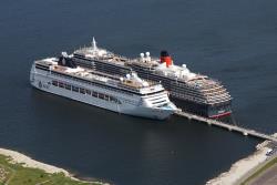 В 2013 году в порту Таллина планируется заход 328 круизных судов с 485 000 пассажиров