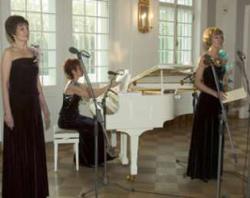 «Трио Романс» вернулось из Лондона, заняв первое место в конкурсе русской песни и романса