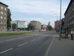 Улицы Таллина. Улица Ломоносова (ныне Гонсиори)
