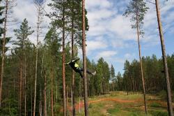 Парк экстремального отдыха «Алутагузе» открывает очередной летний сезон