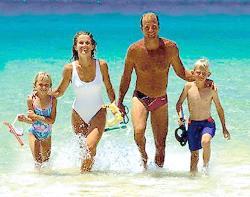 Совместный отдых с родителями позволяет улучшить успеваемость школьников
