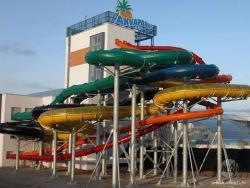 В юрмальском Livu Akvaparks добавилось развлечений, но и цены выросли примерно на 10%