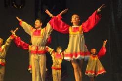 Ансамбль танца `Непоседы` приглашает на праздничный концерт в таллинский ЦРК