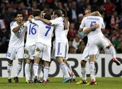 Футбол. ЧМ-2014. Отбор. Армения выиграла в Дании со счётом 4:0