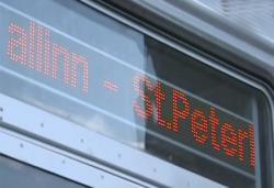 В июле 2013 года Таллин и Санкт-Петербург будут связывать уже два поезда в сутки