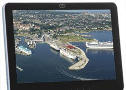 В Таллине предлагается новая услуга - аренда планшета с аудиогидом за 3 евро в день