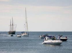 28 июля в Таллинском заливе пройдёт очередной Парад лодок
