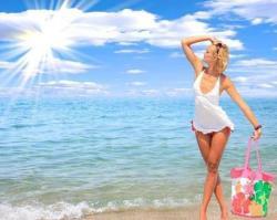 На пляжах Аликанте теперь можно получить информацию и об уровне УФ-радиации