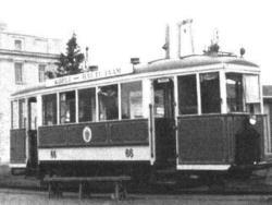 24 августа в Коплинском депо будет отмечаться 125-летие таллинского трамвая
