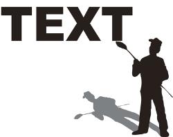 Услуги по офисной и предпечатной подготовке текстов