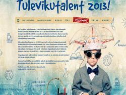 Начинается приём заявок от школьников на получение стипендии «Талант будущего 2013»
