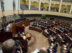 Парламент Финляндии принял решение об учреждении фонда поддержки русского языка