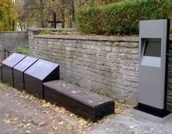 На таллинском кладбище Александра Невского появится Информационный пункт