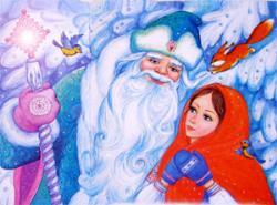 Дед Мороз скоро прибудет в Таллин и придёт к Вам!