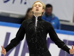 Фигурное катание. Евгений Плющенко начал олимпийский сезон с победы в Риге