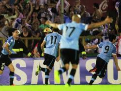 Футбол. ЧМ-2014. Отбор. Уругвай и Мексику лишить путёвки на Мундиаль может только чудо