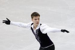 Фигурное катание. Виктор Романенков с новым личным рекордом занял 10 место на Универсиаде