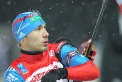 Биатлон. Йоханнес Бё делает `золотой дубль`, а Антон Шипулин выигрывает `бронзу`