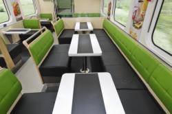Финские железные дороги повышают комфортность и пунктуальность