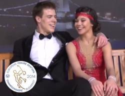 Фигурное катание. ЧЕ-2014. Три российские танцевальные пары продолжают борьбу за медали