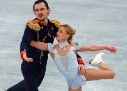 Фигурное катание. ЧЕ-2014. Действующие чемпионы Европы лидируют после короткой программы
