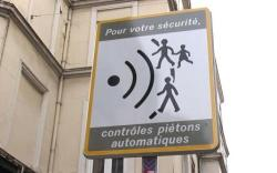 Во Франции установили ограничения скорости для пешеходов