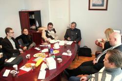В Русском дискуссионном клубе обсудили преследование активистов общины властями Эстонии