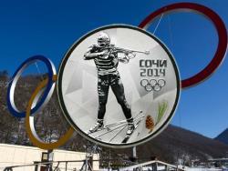 Зимние олимпийские игры. Биатлон. От `гонок патрулей` до смешанной эстафеты