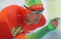 Сочи-2014. Коньки. 100-м олимпийским чемпионом стал голландец Свен Крамер