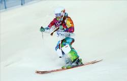 Сочи-2014. Сестры-канадки выиграли в могуле `золото` и `серебро`