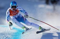 Сочи-2014. Горные лыжи. Австрийский `дублер` выиграл `золото` в скоростном спуске
