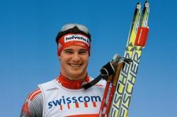Сочи-2014. Лыжные гонки. Дарио Колонья выиграл в скиатлоне, Хеллнер - 2-й, Сундбю - 3-й
