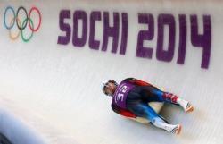 Сочи-2014. Санный спорт. 42-летний Альберт Демченко выиграл серебряную медаль