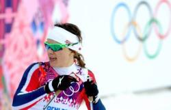 Сочи-2014. Лыжные гонки. Норвежка Майкен Касперсен Фалла выиграла спринт