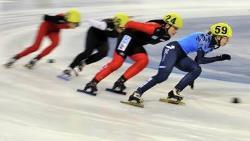 Сочи-2014. Шорт-трек. В спринте золотую медаль выиграла китаянка