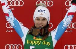 Сочи-2014. Горные лыжи. Чемпионка мира Анна Феннингер выиграла олимпийское `золото`