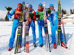 Сочи-2014. 16 февраля. Итоги дня. Первая для России медаль в мужской лыжной эстафете