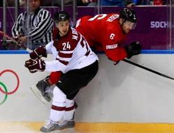 Сочи-2014. 18 февраля. Итоги дня. День триумфа хоккейной сборной Латвии