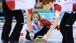 Сочи-2014. Керлинг. Женская сборная Канады повторила успех Нагано-1998