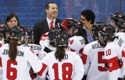 Сочи-2014. Хоккей. Женская сборная Канады стала четырехкратным олимпийским чемпионом