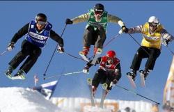 Сочи-2014. Фристайл. В женском ски-кроссе двойную победу одержали канадки