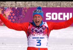 Сочи-2014. Лыжные гонки. Триумф российских лыжников в королевском марафоне